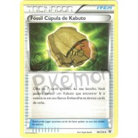Fóssil Cúpula de Kabuto 96/124 - Fusão de Destinos - Card Pokémon