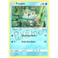 Froakie 22/131 - Luz Proibida - Card Pokémon