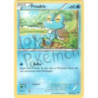 Froakie 38/122 - Turbo Colisão - Card Pokémon