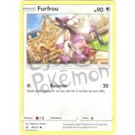 Furfrou 99/131 - Luz Proibida - Card Pokémon