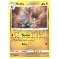 Gabite 98/156 - Ultra Prisma - Card Pokémon