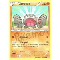 Geodude 45/106 - Flash de Fogo - Card Pokémon