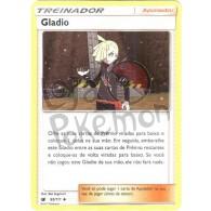 Gladio 95/111 - Invasão Carmim - Card Pokémon