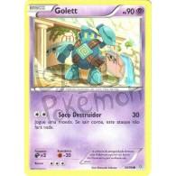 Golett 34/98 - Origens Ancestrais - Card Pokémon