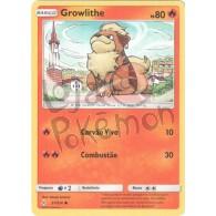 Growlithe 21/214 - Elos Inquebráveis - Card Pokémon