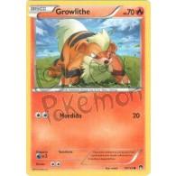 Growlithe 10/122 - Turbo Colisão - Card Pokémon