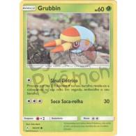 Grubbin 18/214 - Elos Inquebráveis - Card Pokémon