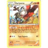 Hariyama 52/111 - Punhos Furiosos - Card Pokémon