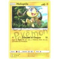 Helioptile - Reverse Holo 43/145 - Guardiões Ascendentes - Card Pokémon