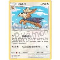 Herdier 175/236 - Eclipse Cósmico - Card Pokémon