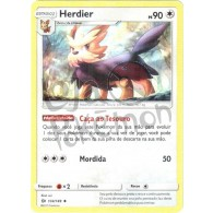 Herdier 104/149 - Sol e Lua - Card Pokémon