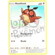 Hoothoot 106/147 - Sombras Ardentes - Card Pokémon