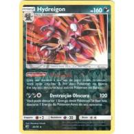 Hydreigon - Reverse Holo 33/70 - Dragões Soberanos - Card Pokémon
