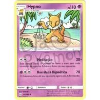 Hypno 60/149 - Sol e Lua - Card Pokémon