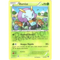 Illumise 9/146 - X Y - Card Pokémon