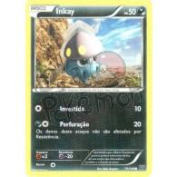 Inkay 75/146 - X Y - Card Pokémon