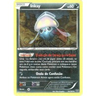 Inkay 74/146 - X Y - Card Pokémon