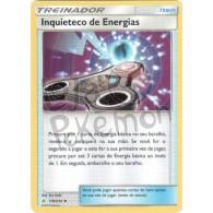 Inquieteco de Energias 170/214 - Elos Inquebráveis - Card Pokémon