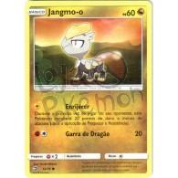 Jangmo-o 52/70 - Dragões Soberanos - Card Pokémon