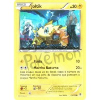 Joltik 26/119 - Força Fantasma - Card Pokémon