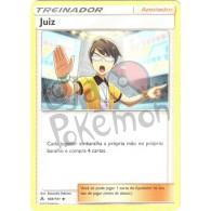 Juiz 108/131 - Luz Proibida - Card Pokémon