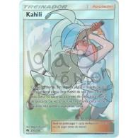 Kahili - Full Art 210/214 - Trovões Perdidos - Card Pokémon