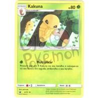 Kakuna 2/111 - Invasão Carmim - Card Pokémon