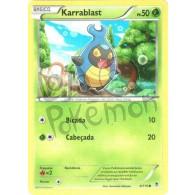 Karrablast 8/119 - Força Fantasma - Card Pokémon