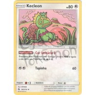 Kecleon - Reverse Holo 162/214 - Trovões Perdidos - Card Pokémon