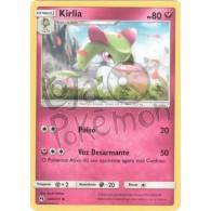 Kirlia 140/214 - Trovões Perdidos - Card Pokémon