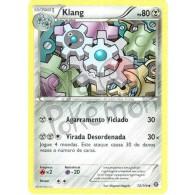 Klang 72/114 - Cerco de Vapor - Card Pokémon