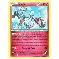 Klefki 80/114 - Cerco de Vapor - Card Pokémon