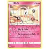 Klefki 89/131 - Luz Proibida - Card Pokémon