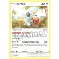 Komala 114/145 - Guardiões Ascendentes - Card Pokémon