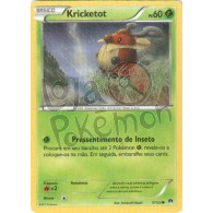 Kricketot 5/122 - Turbo Colisão - Card Pokémon