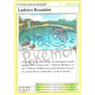 Ladeira Brooklet 120/145 - Guardiões Ascendentes - Card Pokémon