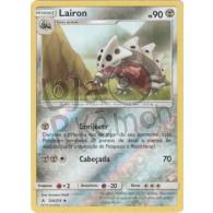 Lairon - Reverse Holo 124/214 - Elos Inquebráveis - Card Pokémon