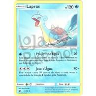 Lapras 21/70 - Dragões Soberanos - Card Pokémon