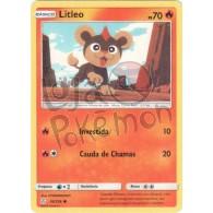 Litleo 36/236 - Eclipse Cósmico - Card Pokémon