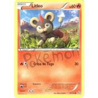 Litleo 19/106 - Flash de Fogo - Card Pokémon