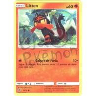 Litten 12/70 - Dragões Soberanos - Card Pokémon