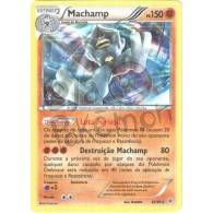 Machamp - Holo 42/83 - Gerações - Card Pokémon