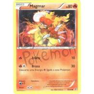 Magmar 16/83 - Gerações - Card Pokémon