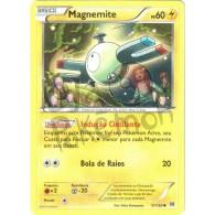 Magnemite 51/162 - Turbo Revolução - Card Pokémon