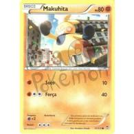 Makuhita 51/111 - Punhos Furiosos - Card Pokémon