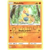 Makuhita 67/149 - Sol e Lua - Card Pokémon