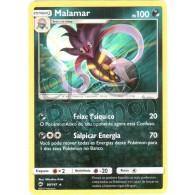 Malamar - Reverse Holo 90/147 - Sombras Ardentes - Card Pokémon