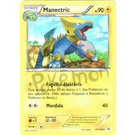 Manectric 25/108 - Céus Estrondosos - Card Pokémon