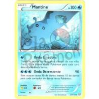 Mantine 27/114 - Cerco de Vapor - Card Pokémon