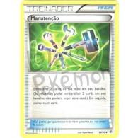 Manutenção 64/83 - Gerações - Card Pokémon